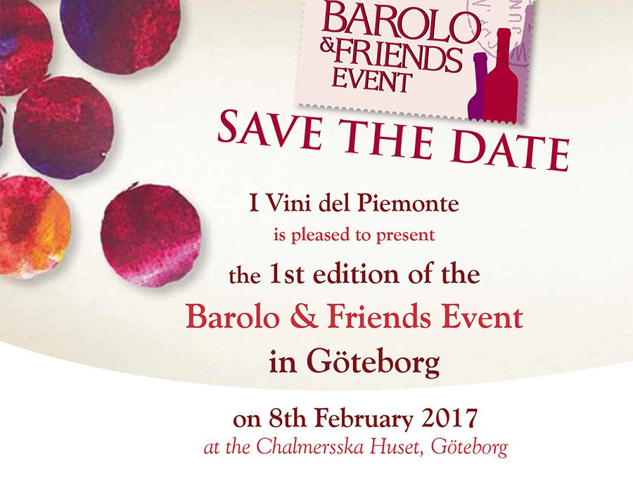 Barolo & Friends Event