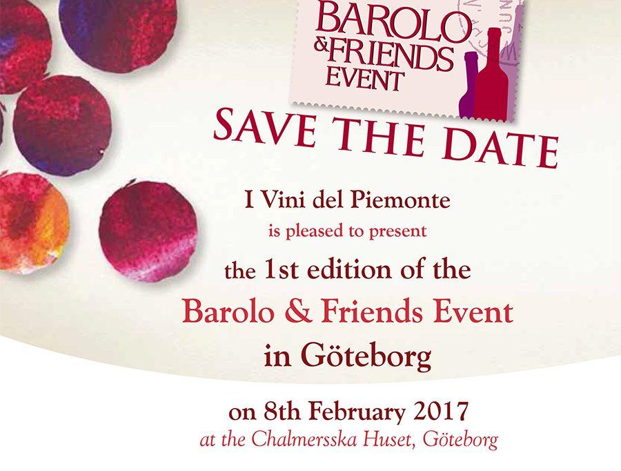 Barolo & Friends Event